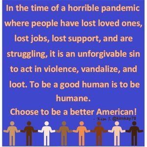 ❤️Choose To Be a Better American!❤️